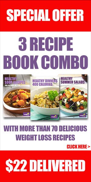 3 Recipe Book Deal