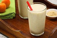 Banana, Apricot & Bran Smoothie