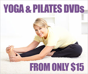 Yoga & Pilates DVDs