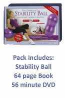 The Complete Stability Ball Workout Pack